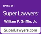 Super Lawyers William Griffin logo